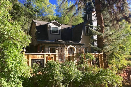 Historic Mountain Ski Cottage - Glenwood Springs