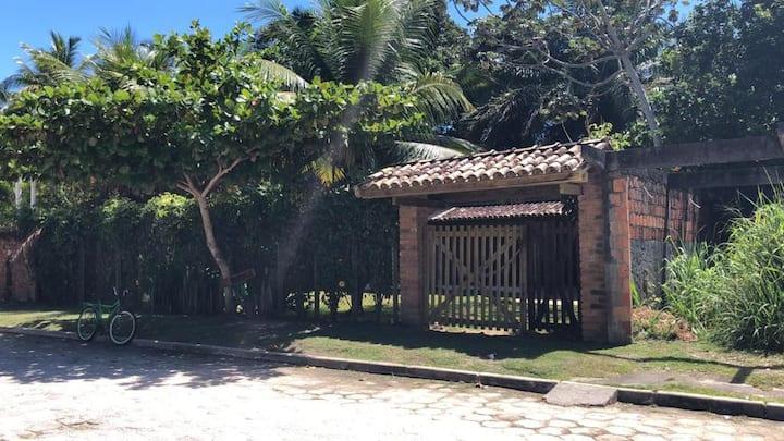 Casa de Praia em Mogiquiçaba.