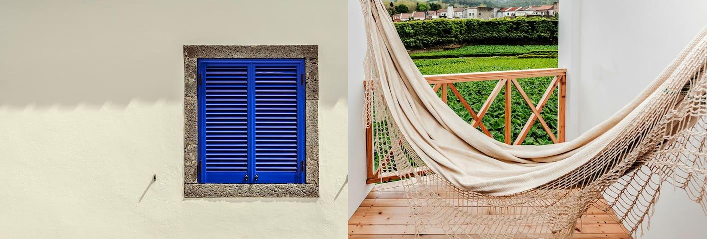 Casa Azul da Beija - Apartment 1
