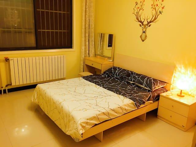 回民街钟楼附近温馨舒适阳光房&交通便利2号线&西安印象本月特价 - 西安市 - Apartment