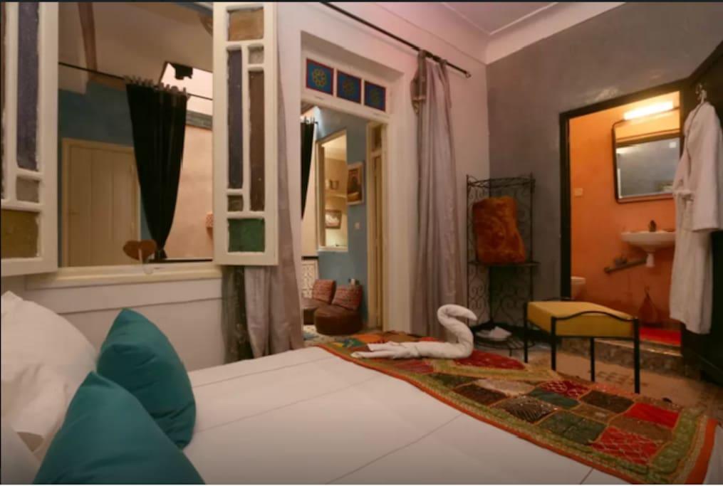 Chambre Bahia