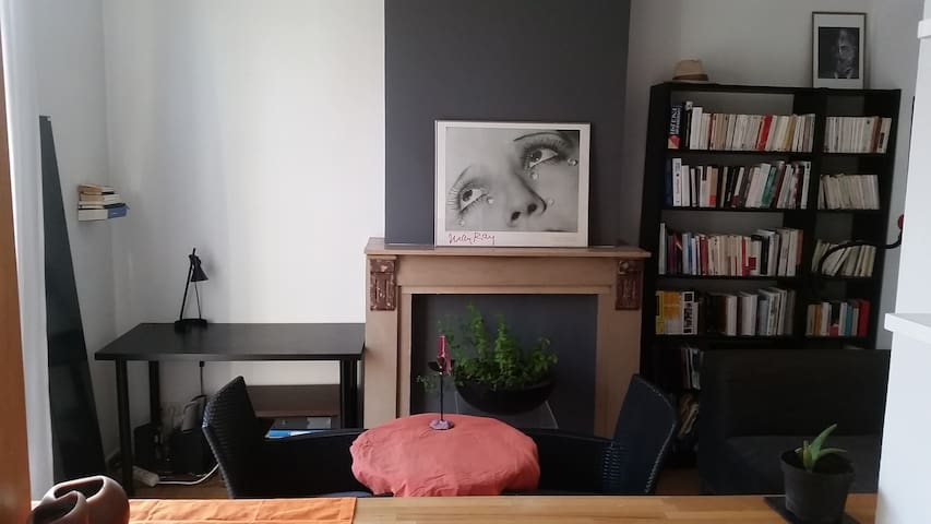 Lumineux appartement stratégique à Uccle - Uccle - Apartment