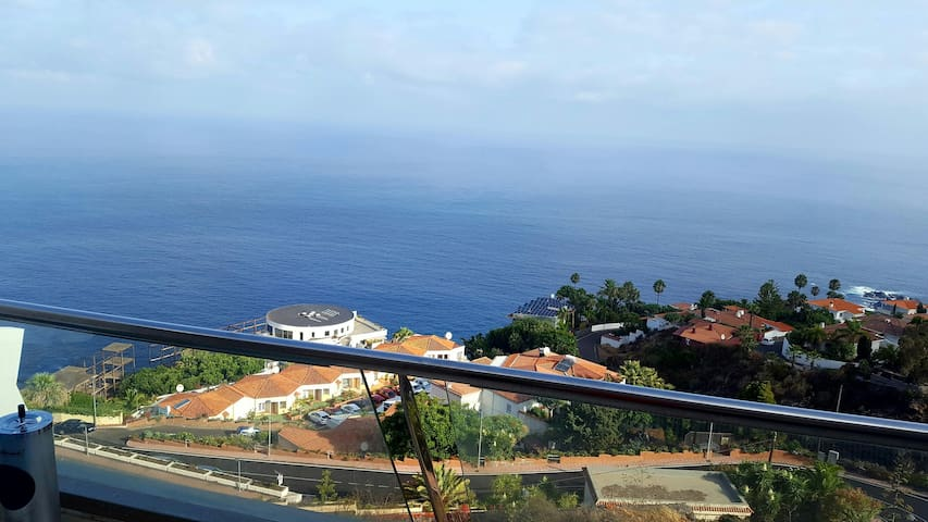 La Romantica Amazing view in Tenerife ! - La Matanza de Acentejo - Apartment