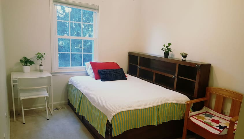#3 A clean,safe, cute room ! - Gaithersburg