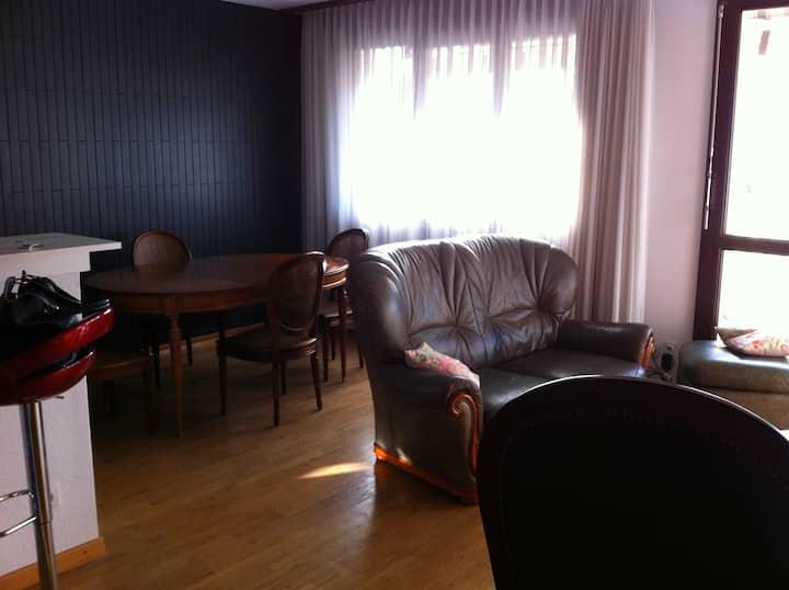 Appartement 5 pièces de 100 M2 à Neudorf