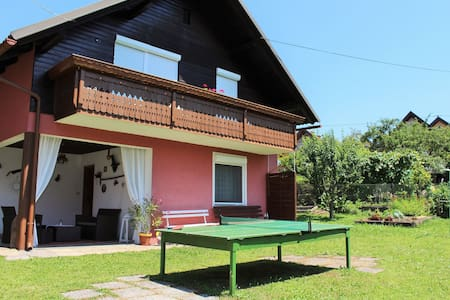 Cozy Holiday Home in Eberndorf  with Garden