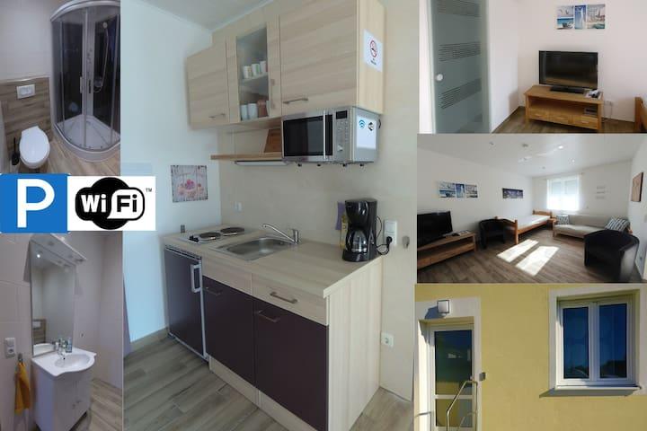30m² Studio 2019 errichtet, Siedlungslage