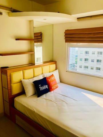 Green Pramuka Apartment 2BR by Aneka Pesona