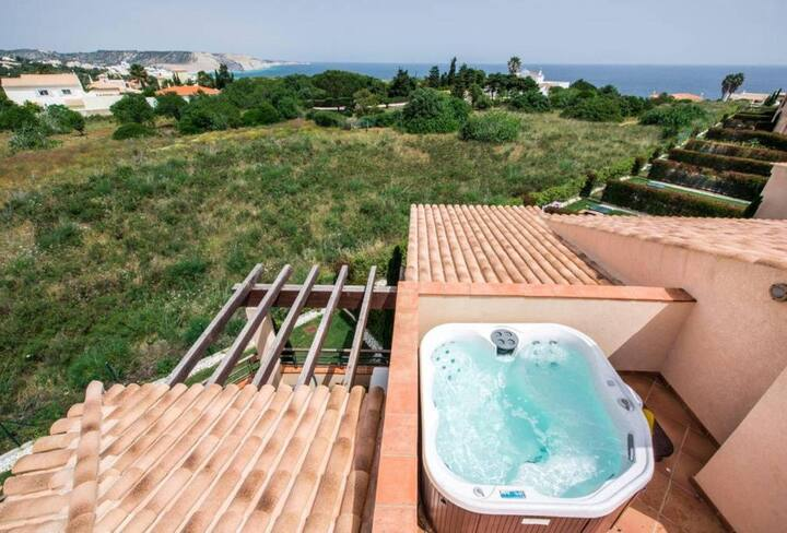 Mar da Luz Spa Resort (2 Bedroom Apartments), 122. Two bedroom with private hot tub