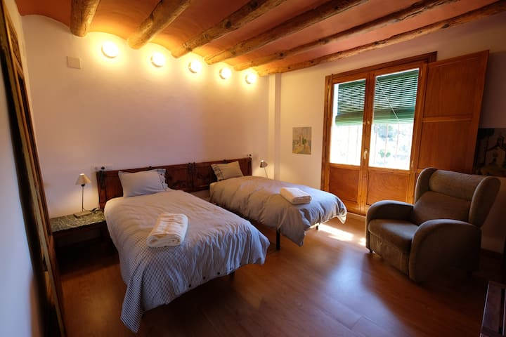 Confortable apartamento para relajarse - Costean - Huis