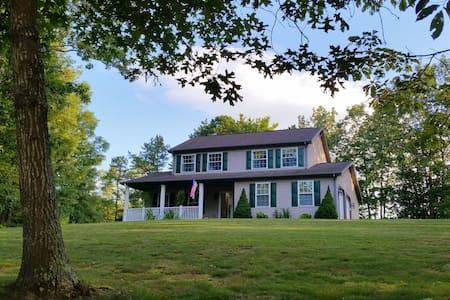 A Lovely Home Base in Blacksburg - Blacksburg - Casa