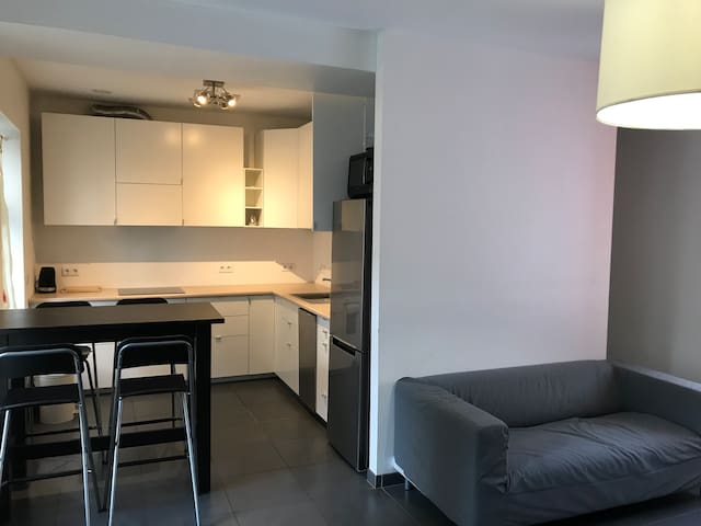 3 Bedrooms House next to City & Kirchberg +Parking