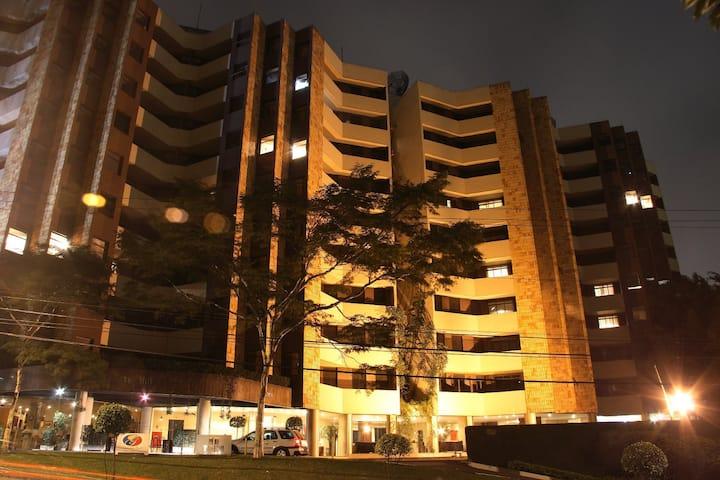 Apart de 1 Dorm 02 no Flat The Hill Residence