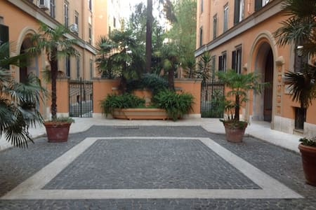 Bright room near the City centre - Appartamento