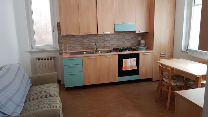 As new..appartamento a Orria tra mare e monti