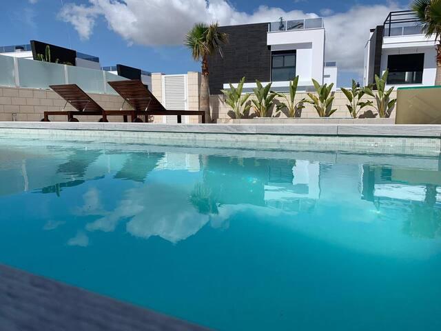 Villa Linda,GranAlacant,Alicante
