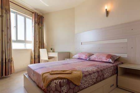 Bedroom 2 - pool apartment - dist 5 - Hồ Chí Minh - Daire