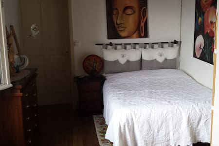 BED AND BREAKFAST IN THE HABITANT - BLACK PERIGORD