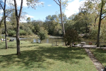 Buice River Cabins - Murphy - Cabana