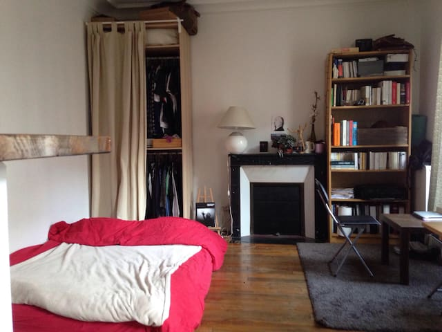 Appartement Paris Guy Moquet