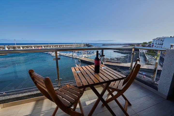 Apartamento vista mar Playa La Restinga 2