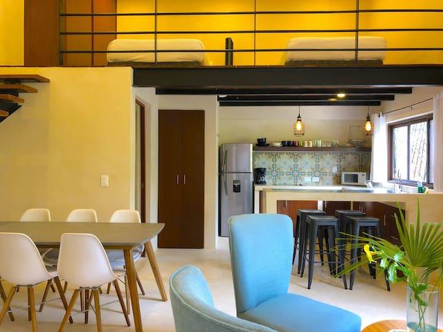NEW Allamanda Loft & Garden | Rooftop Pool