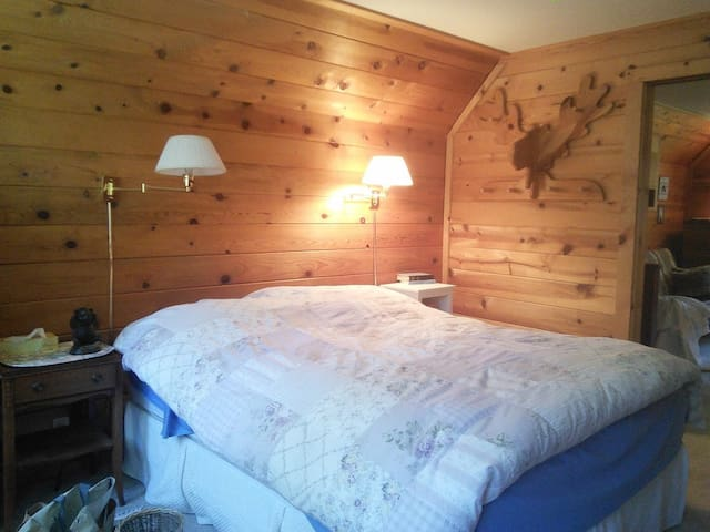Peaceful cabin in the woods (Summer) - Bear Valley - Cabana