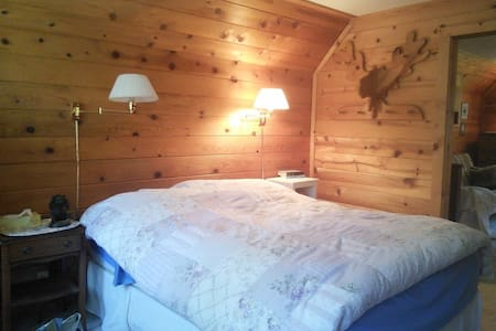 Peaceful cabin in the woods (Summer) - Bear Valley - Blockhütte