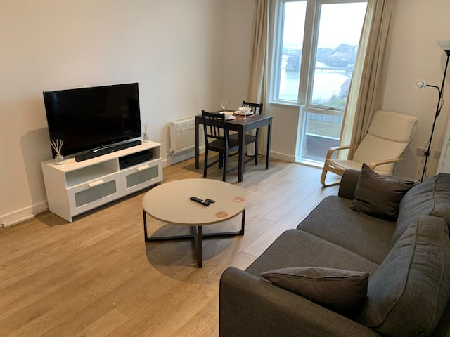 Lovely 1 bed appartment within minutes of 02 arena