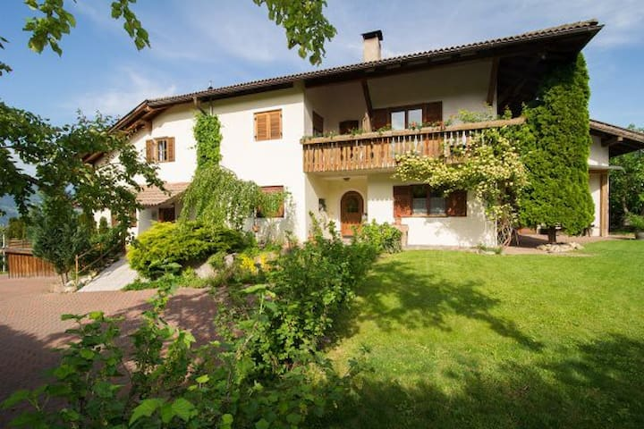 Your holidays in trentino - Cornaiano - Daire