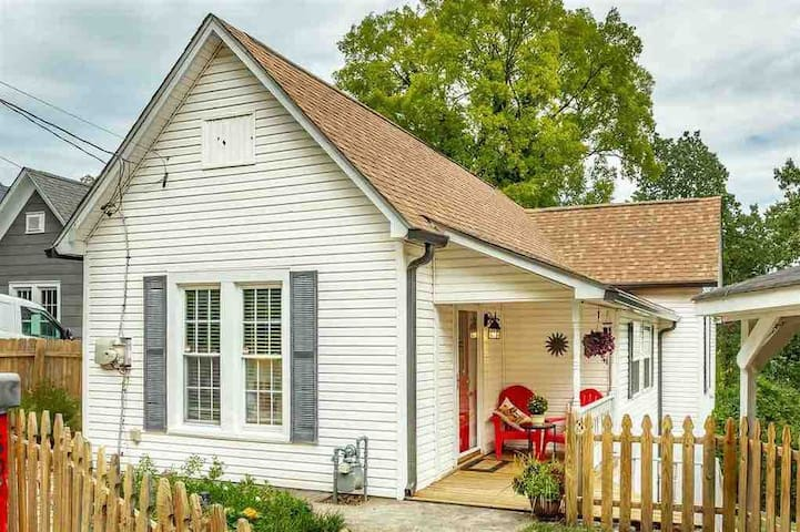 Walkable North Chatt Charm and Convenience