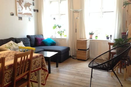 Cozy 43m2 apartment  close to metro station - Frederiksberg - Apartment