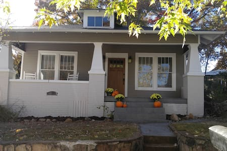 Northshore bungalow near downtown - Chattanooga - Casa