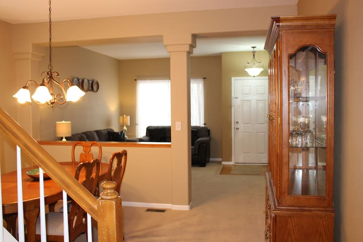 4 Bed Single Family Home Highlands Ranch Near DTC - Littleton - Haus