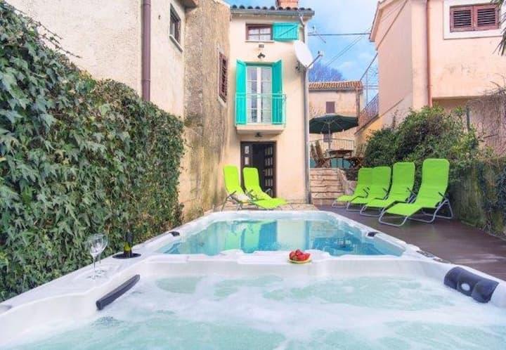 Holiday house Jacuzzi House Gracisce, Istria