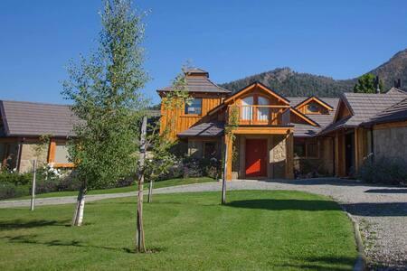 Hermosa Casa en Arelauquen - San Carlos de Bariloche - Haus