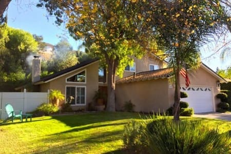 Beautiful Bedroom & private Bath - Agoura Hills - Talo