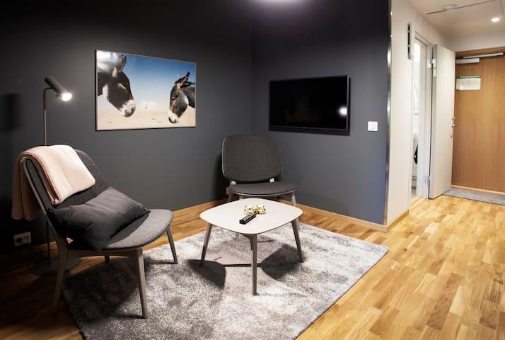 Nya studios på The Studio Hotel