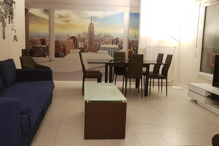 Evrything's home 70m2