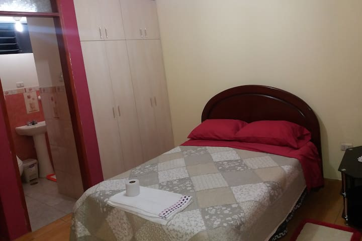 Guest House Tolita- Double Private Room - Cajamarca - Wohnung