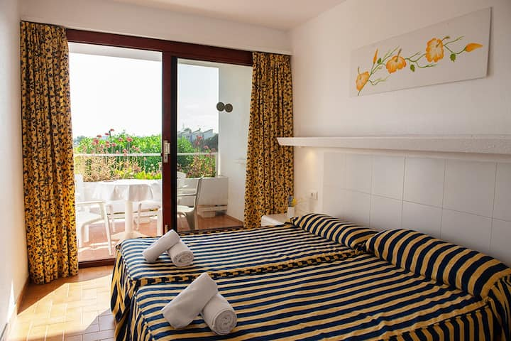 Apartamento de 1 habitacion cerca de playa