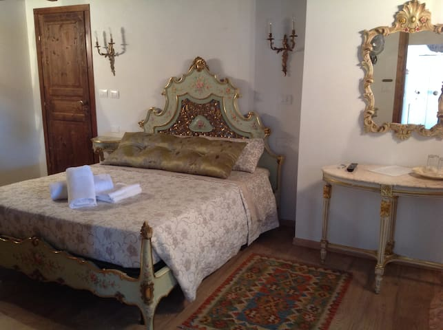 B&B Monastero del Lago - San Antonio - Viverone - Bed & Breakfast