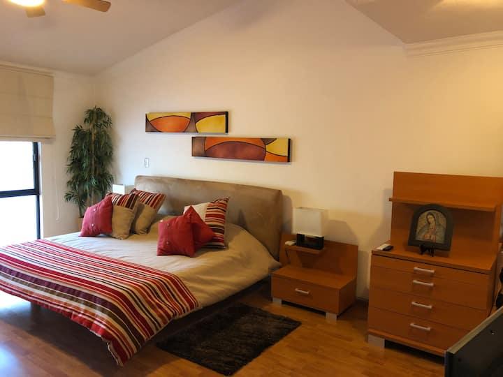 Casa Plus, Confortable, Amplia en Tejeda