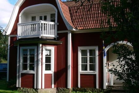Villa Kunterbunt in Skruv bei Lessebo - Lessebo S - Haus