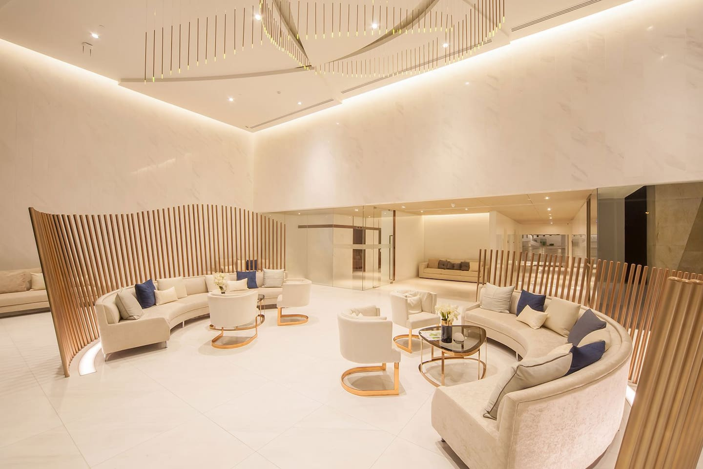Amazing Lobby awaits your visit