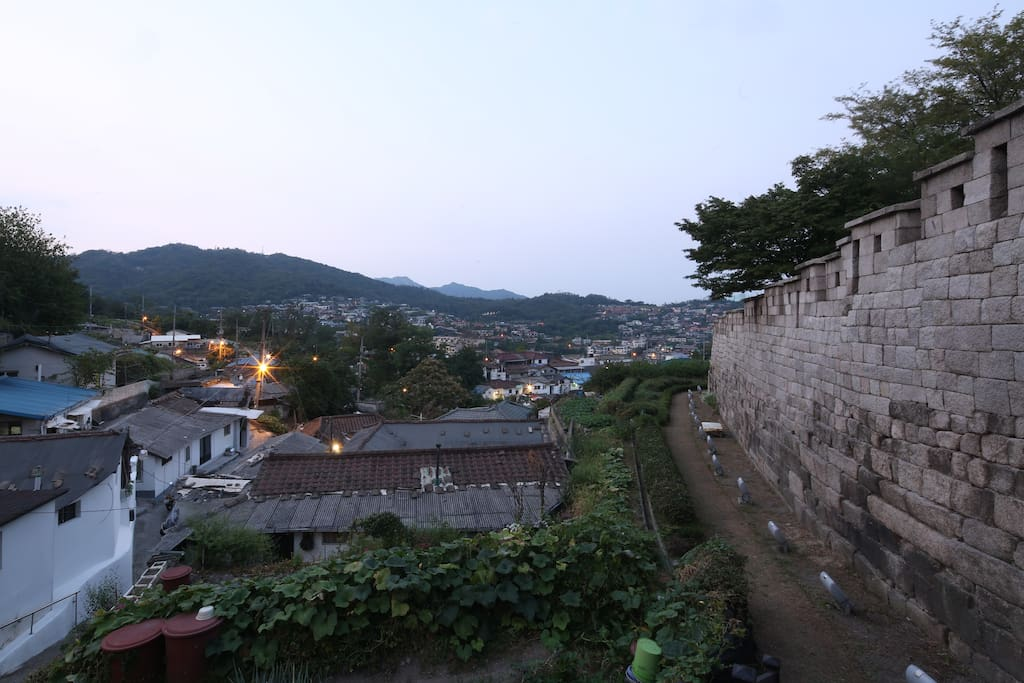 북정마을&  Castle