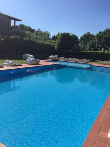 located only 5 min from Lazise center - Lazise - Lakás