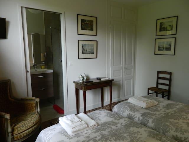 1 ou 2 chambres d'hôtes au vert ... - Clefs-Val d'Anjou