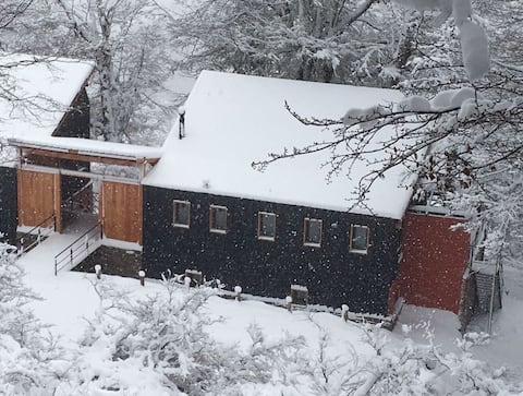 Great Mountain House in Cerro Chapelco