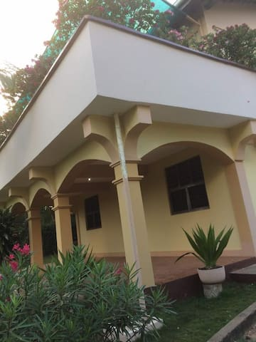 Baobab Room, your place in Dar